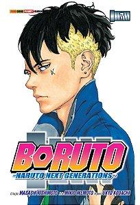 Boruto - Naruto Next Generations Vol.7 - Pré-venda