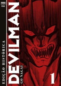 Devilman Vol.1 - Pré-venda