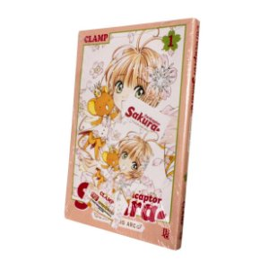 Cardcaptor Sakura Clear Card Arc Vol. 1