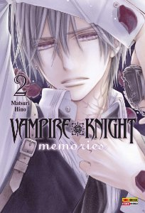 Vampire Knight Memories Vol.2 - Pré-venda