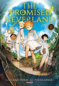 The Promised Neverland Vol. 1 - Pré-venda