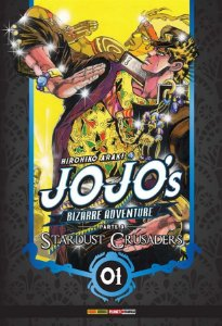 Jojo's Bizarre Adventure Vol.1- Pré-venda
