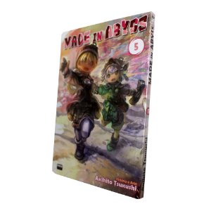 Made In Abyss Vol.5
