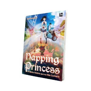 Light Novel Napping Princess