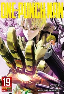 One-Punch Man Vol. 19 - Pré-venda