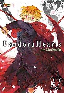 Pandora Hearts Vol.22 - Pré-venda