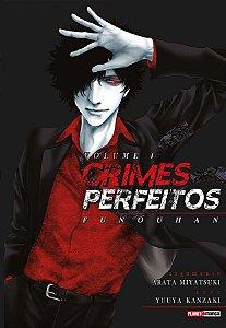 Crimes Perfeitos Vol.4 - Pré-venda