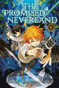 The Promised Neverland Vol.8 - Pré-venda