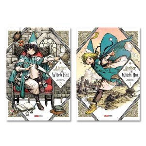 Atelier of Witch Hat Vol.1 e 2 - Pré-venda