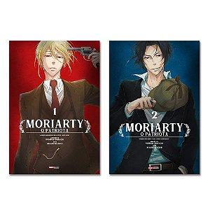Moriarty Vol.1 e 2 - Pré-venda