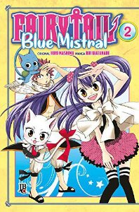 Fairy Tail Blue Mistral Vol. 2 - Pré-venda