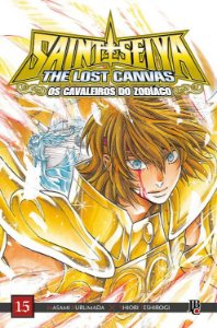 Cavaleiros do Zodíaco The Lost Canvas Vol.15 - Pré-venda