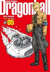 Dragon Ball Edição Definitiva Vol. 5 - Pré-venda