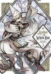 Atelier of Witch Hat Vol.3 - Pré-venda