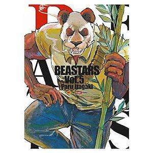 Beastars Vol.5 - Pré-venda