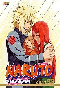 Naruto Gold Vol.53 - Pré-venda