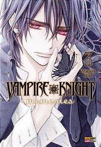 Vampire Knight Memories Vol.3 - Pré-venda
