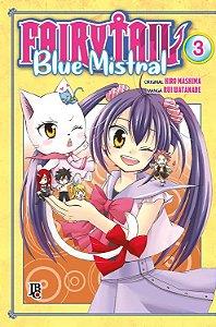 Fairy Tail Blue Mistral Vol. 3 - Pré-venda