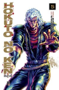 Hokuto no Ken Vol.5 - Pré-venda