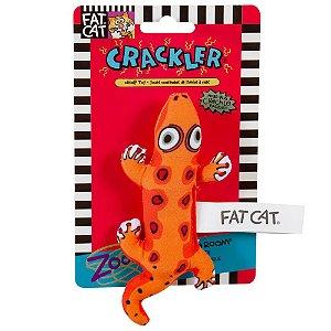 Brinquedo para Gatos Crackler Laranja com Catnip