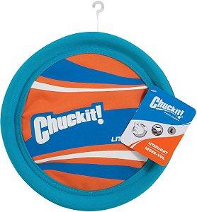 Brinquedo para Cachorros Disco Frisbee Lite Flight Chuckit