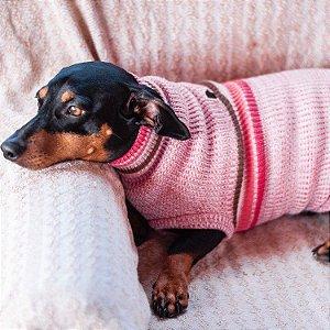 Tricot para Cachorros e Gatos Marshmallow