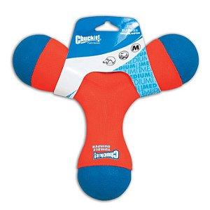Brinquedo para Cachorros Frisbee Tri Bumper Chuckit