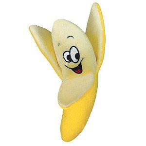 Brinquedo para Cachorros Pelúcia New Banana
