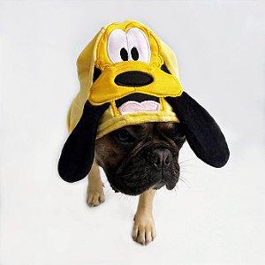 Blusa para Cachorros e Gatos Cão Plutão