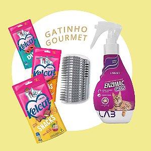 Kit Gatinho Gourmet