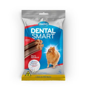 Dental Smart Raças Pequenas Frango 75g