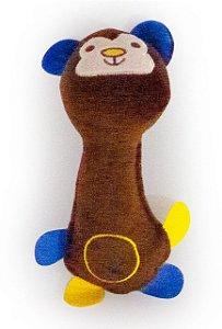 Brinquedo para Cachorros Pet Ninho Macaco