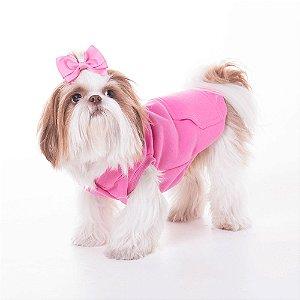 Moletom para Cachorros | Tutti Coat sem Mangas