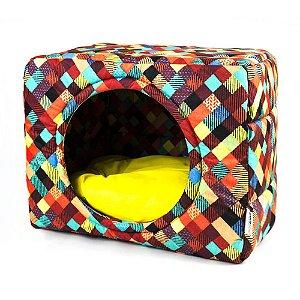 Cama Toca Premium Colors Amarelo