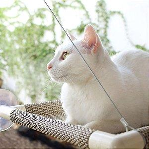 Cama de Janela para Gatos Catbed Aloha