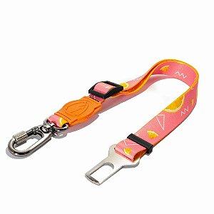 Cinto de Segurança para Cachorros | New Orange