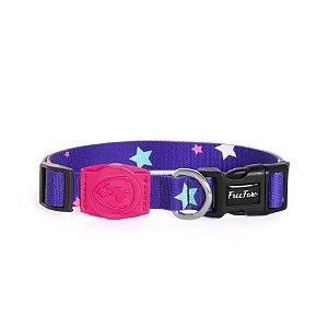 Coleira para Cachorros | Stars Pink