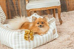 Cama Retangular para Cachorros | Gold