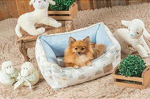 Cama Retangular para Cachorros | Sonho