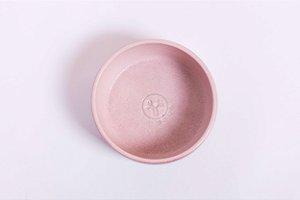 Comedouro para Cachorros | Cerâmica Rosa