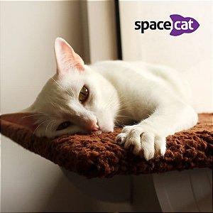 Prateleira de Janela para Gatos   SpaceCat Júpiter
