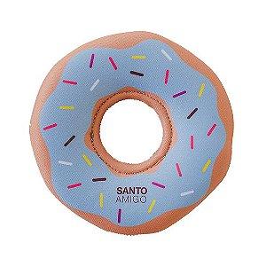 Brinquedo para Cachorros | Donuts Azul
