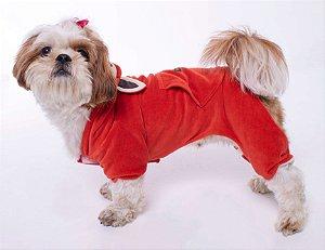 Fantasia para Cachorros | Macacão Raposinha