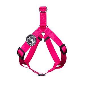 Peitoral Americano para Cachorros | In Pink
