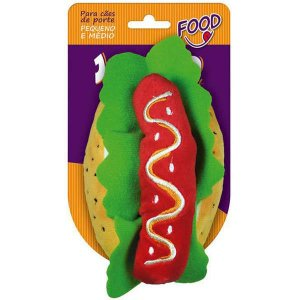 Pelúcia Food Hot Dog