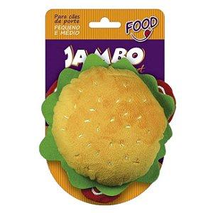 Pelúcia Food Hambúrguer