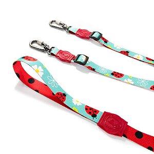 Guia Dupla para Cachorros New Ladybug