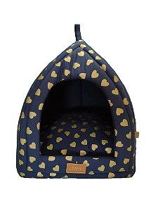 Cabana para Cachorros e Gatos | Love Azul
