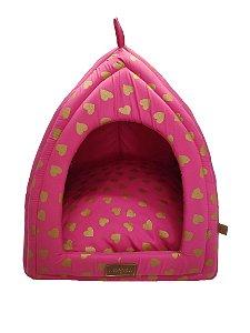Cabana para Cachorros e Gatos | Love Rosa
