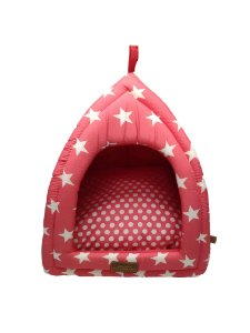 Cabana para Cachorros e Gatos | Star Rosa